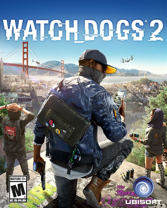 بازی Watch Dogs 2 v1.17 + FitGirl + CorePack برای PC
