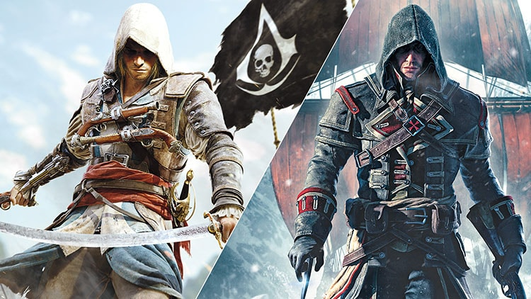 Ubisoft Assassin S Creed The Rebel Collection