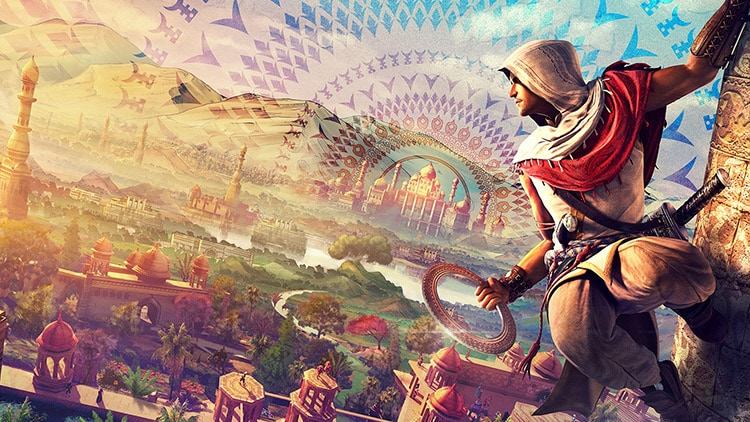 Ubisoft Assassin S Creed Chronicles India