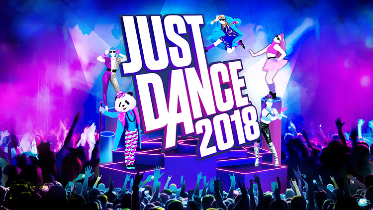Just Dance Game For Xbox 360 : Ubisoft just dance 2018