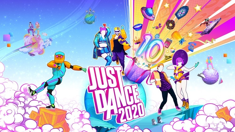 New Dance Moves 2020.Ubisoft Just Dance 2020