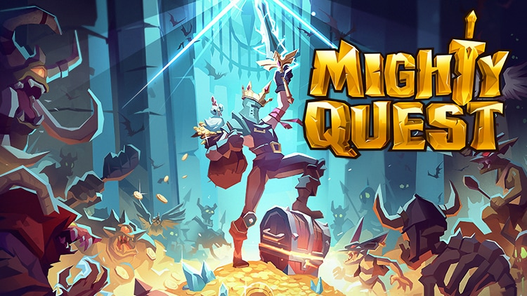 Ubisoft - The Mighty Quest for Epic Loot