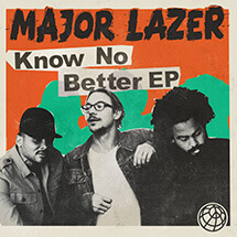 Major Lazer FT. Busy Signal - Jump