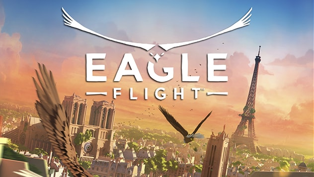 Eagle Flight Virtual Reality Game Boxart