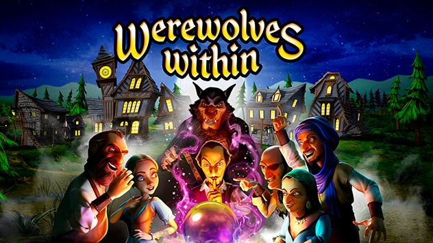 Werewolves Within Virtual Reality Game Boxart