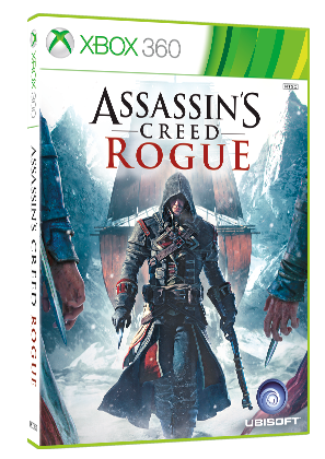 Assassins Creed Rogue - Xbox 360