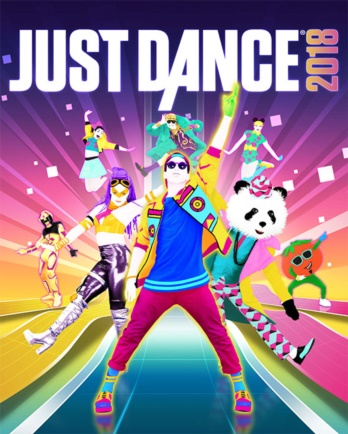 Ubisoft Pagina Oficial Just Dance 2018