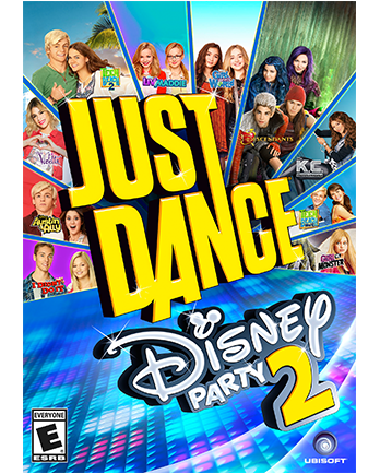 Ubisoft Just Dance Disney Party 2