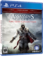 Assassin's Creed The Ezio Collection - PS4