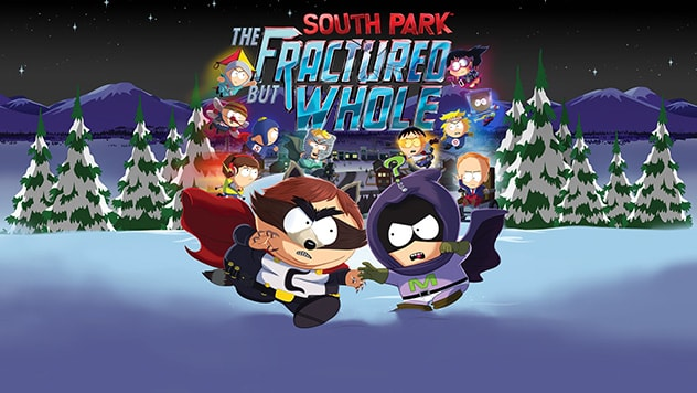 South Park The Fractured but Whole Xbox One Standard Edition