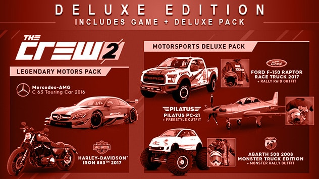 The Crew 2 Édition Deluxe