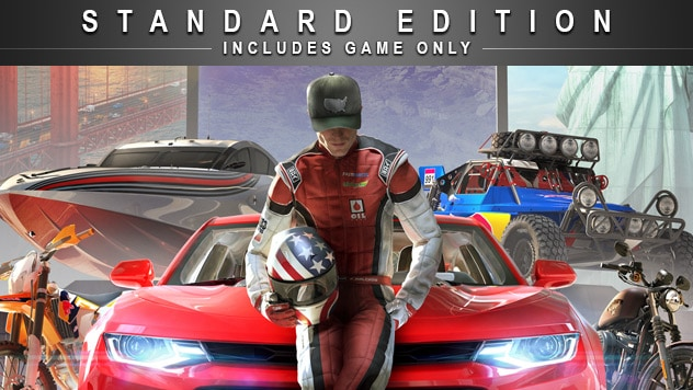 The Crew 2 Édition Standard