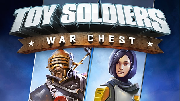Toy Soldiers War Chest Standard Edition