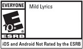 Just Sing - ESRB E10+ (iOS Android Not Rated)