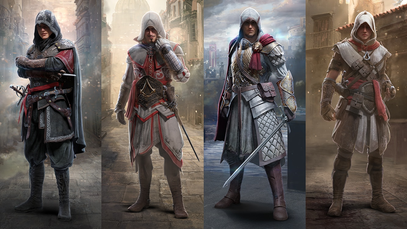 Ubisoft site officiel assassin 39 s creed identity - Ottoman empire assassins creed ...