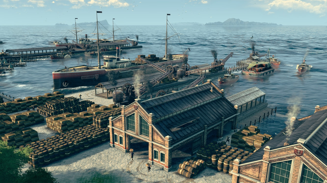 Anno 1800 Screenshot_-_Harbour_-_IMAGE_297903