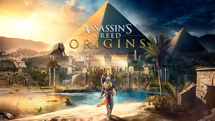 Retour sur l'origine des Assassins avec Assassin's Creed Origins