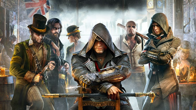 Ubisoft Site Officiel Assassin S Creed Syndicate