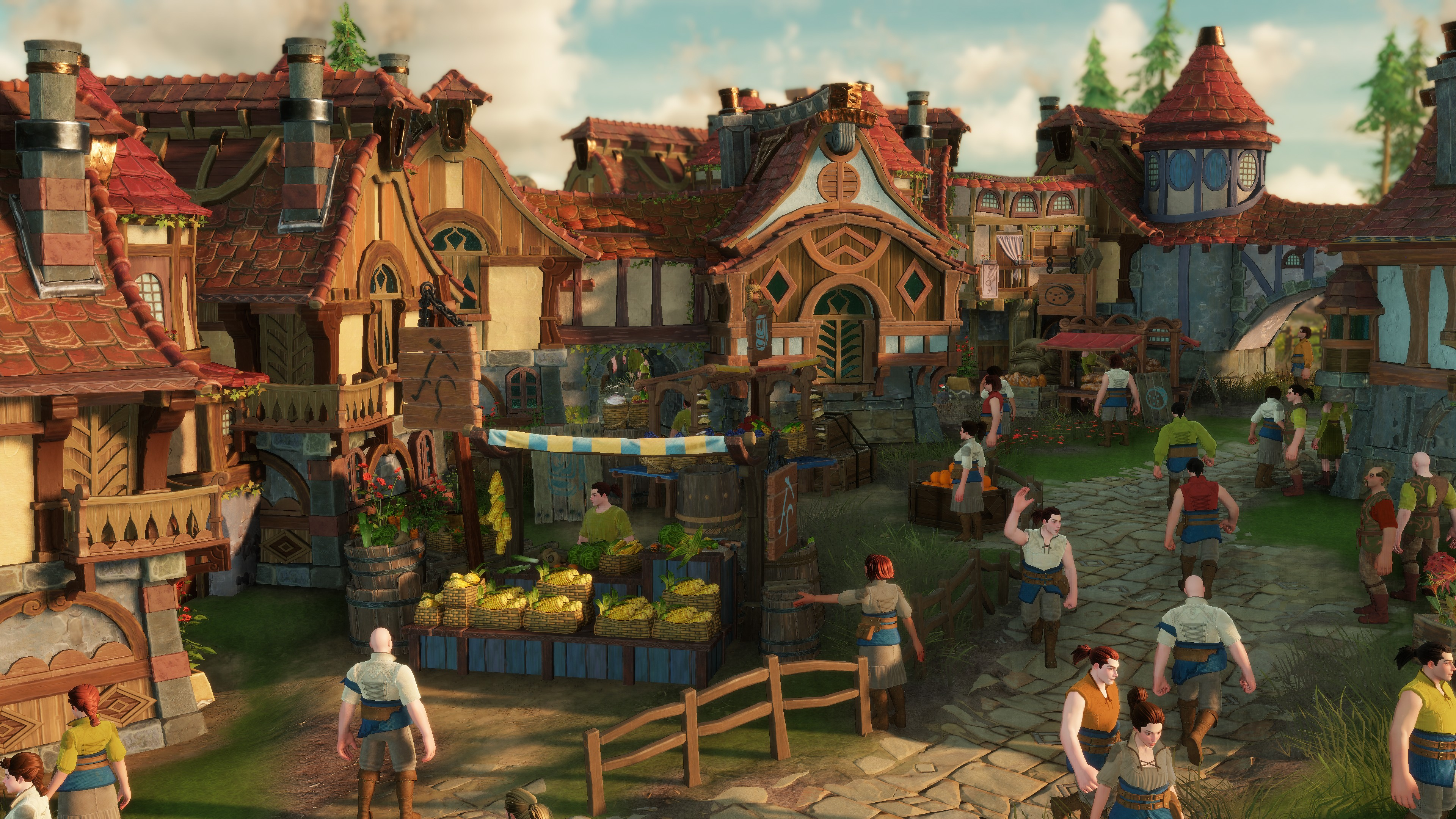Sito Ufficiale Ubisoft - The Settlers
