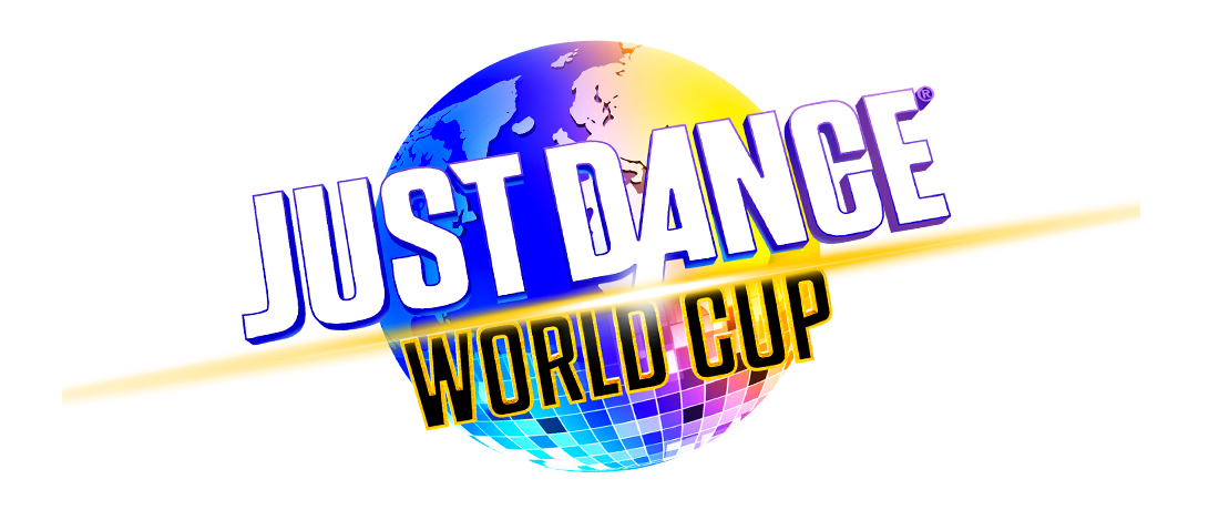 Just Dance World cup logo