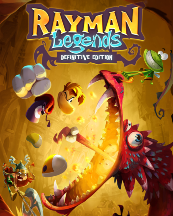Officiele Ubisoft Website Rayman Legends Definitive Edition