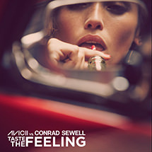 Avicii vs. Conrad Sewell - Taste the Feeling