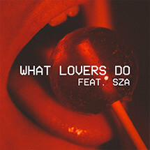 Marron 5 FT. SZA - What Lovers do