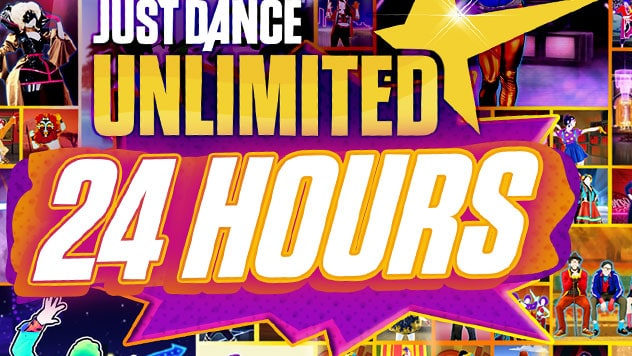 Subscribe to Just Dance Unlimited for 24 Hours on Xbox One