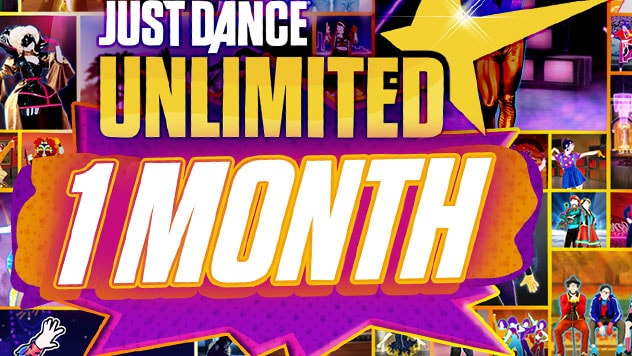 Subscribe to Just Dance Unlimited for 1 Month on Xbox One