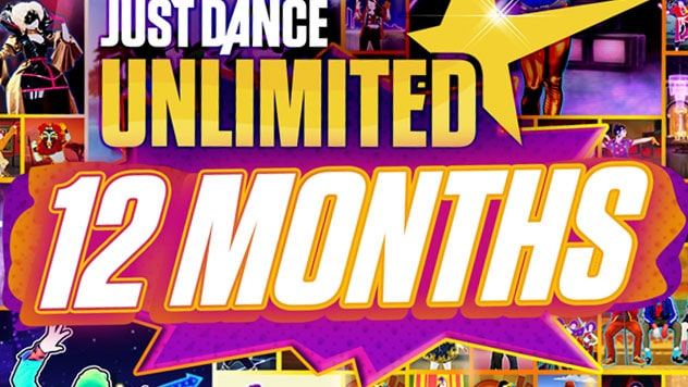 Subscribe to Just Dance Unlimited for 1 Year on Xbox One