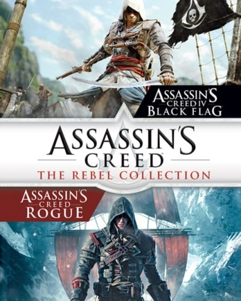 Resultado de imagem para Assassin's Creed The Rebel Collection