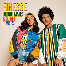BRUNO MARS FT. CARDI B - Finesse